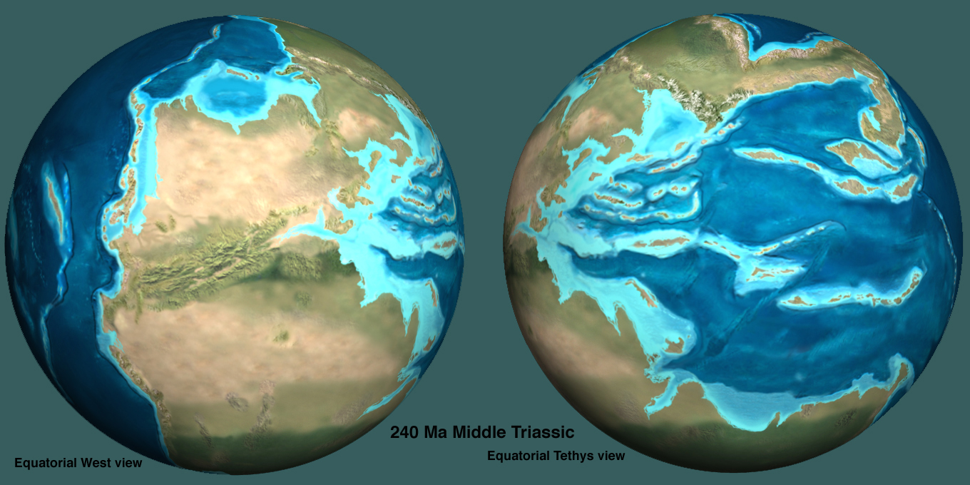 Tmp Use Maps Of Early Prehistoric Earth In Sf Fantasy Games Topic