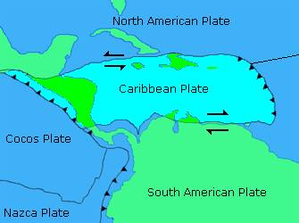 where do the pacific and north american plates meet joe