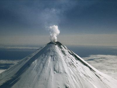 Pavlof - Novarupta Shishaldinvolcano.